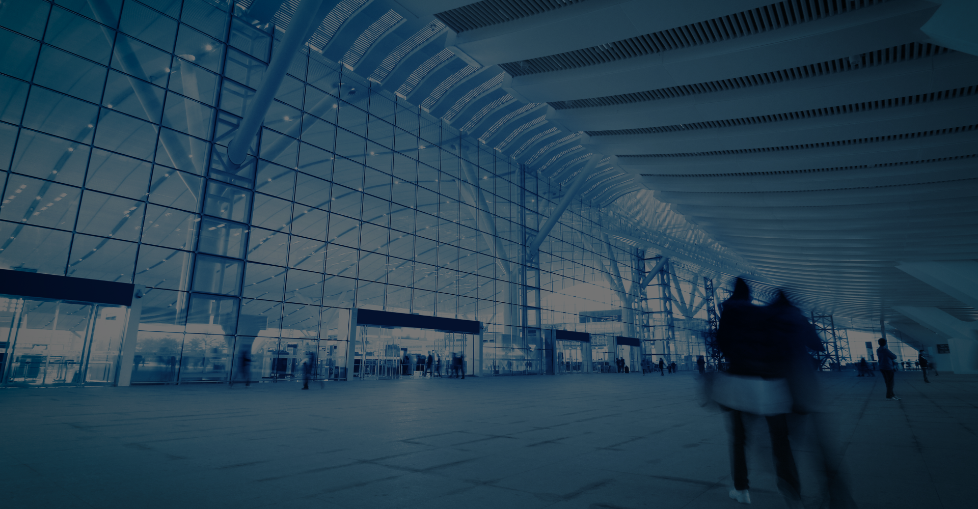 AIIR uses face recognition for anomaly detection in airports.